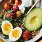 Energizing foods to eat after a morning run.